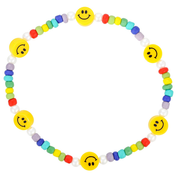 Armband - Smiling Faces