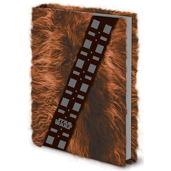 Star Wars - Notizbuch A5 Chewbacca Fur