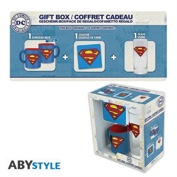 DC Comics - Superman Geschenkbox