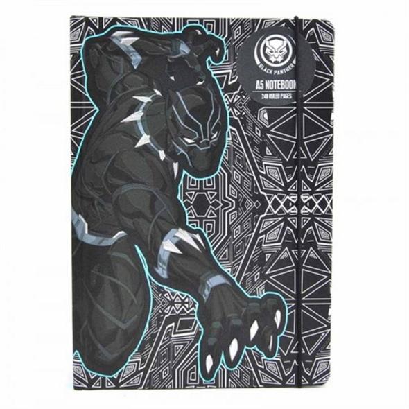 Marvel Black Panther - Notizbuch
