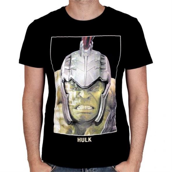 Marvel Hulk - T-Shirt Hulk Warrior (Größe M)