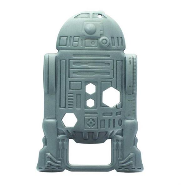 Star Wars - Schlüsselanhänger R2D2 Multi-Tool