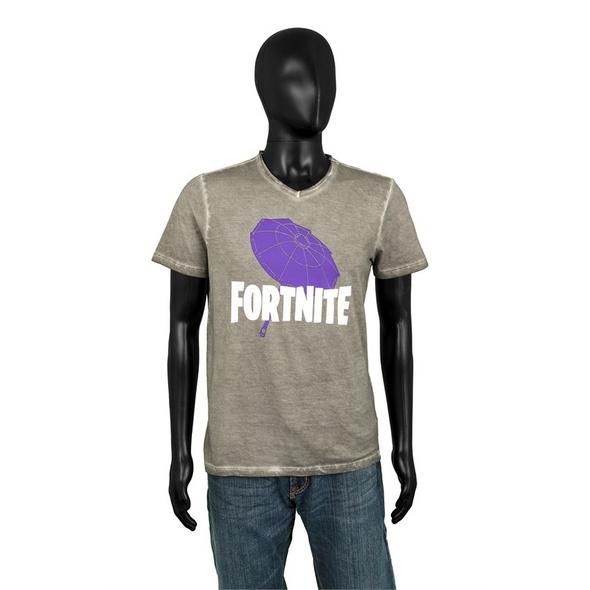 Fortnite - T-Shirt Umbrella (Größe L)