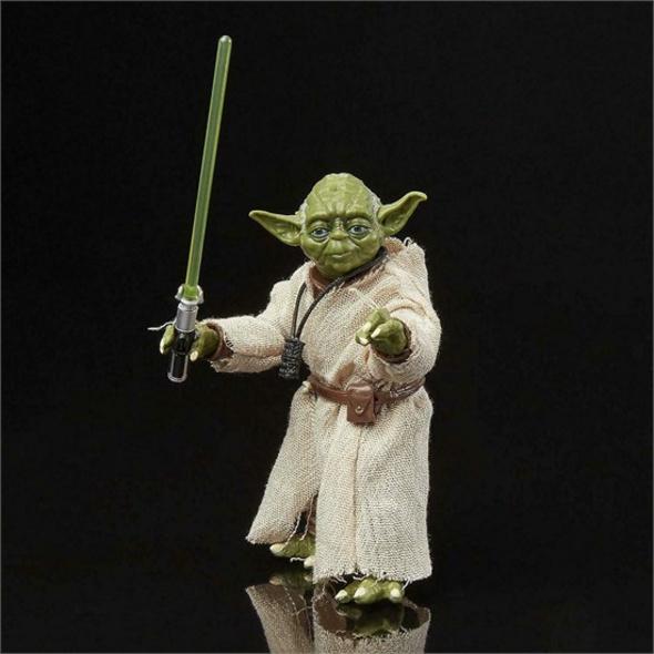 Star Wars - Actionfigur Yoda