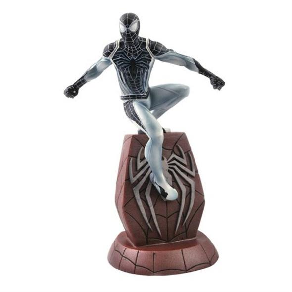 Marvel Spider-Man - Statue Spider-Man Negative Suit