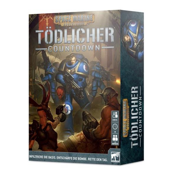 Warhammer 40.000 Space Marine Adventures: Tödlicher Countdown