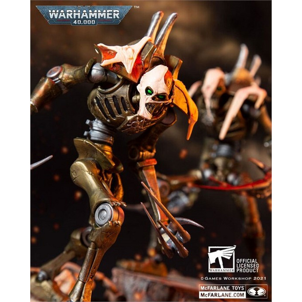 Warhammer 40k - Actionfigur Necron Flayed One