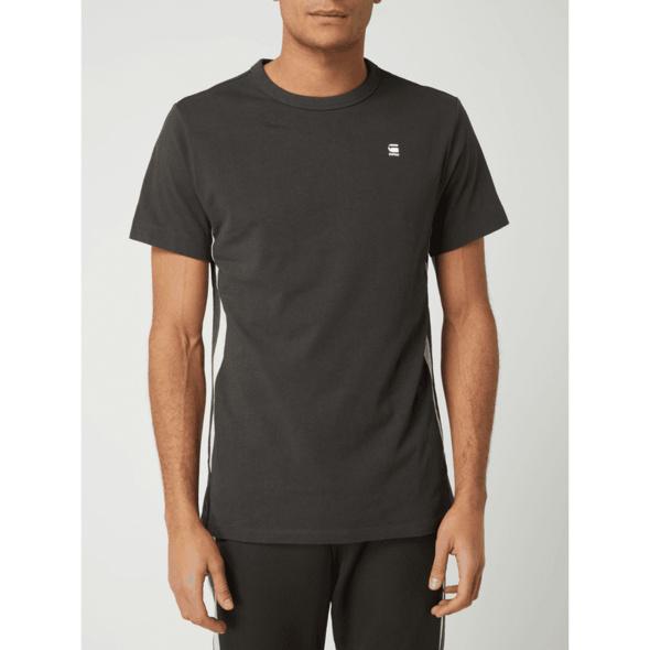 Regular Fit T-Shirt aus Organic Cotton