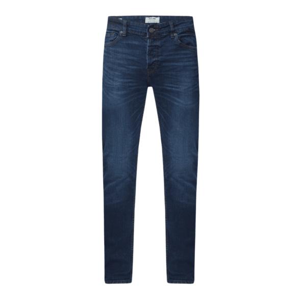 Slim Fit Jeans mit Stretch-Anteil Modell 'Loom'