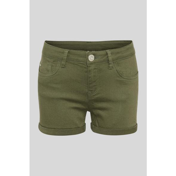 Jeans-Shorts - Bio-Baumwolle