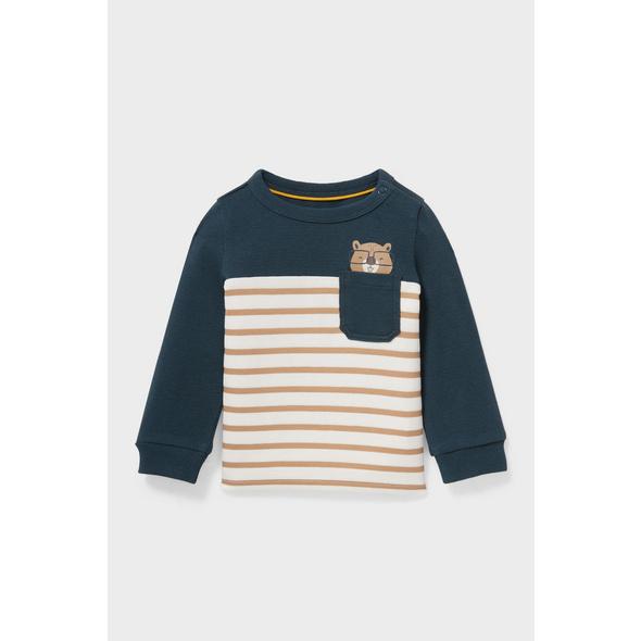 Baby-Langarmshirt