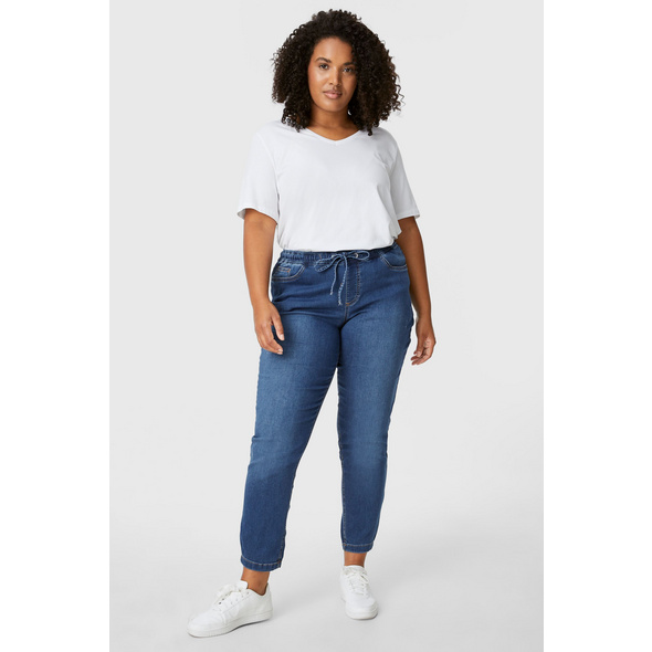 Relaxed Jeans - recycelt