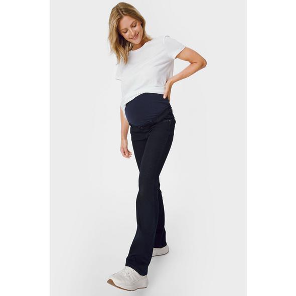 Umstandsjeans - Bootcut Jeans