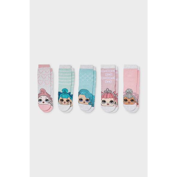 Multipack 5er - L.O.L. Surprise - Socken