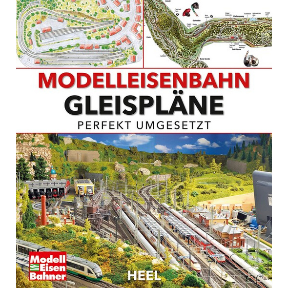 Modelleisenbahn Gleispläne