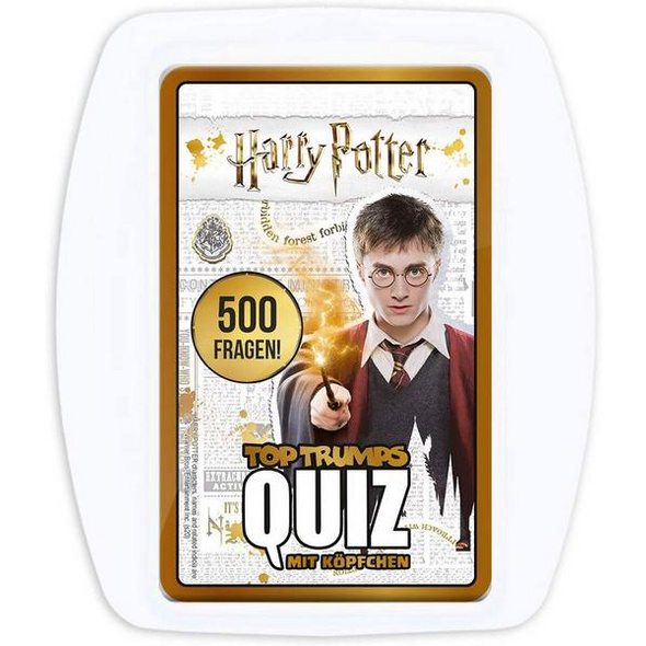 Top Trumps Quiz Harry Potter (Spiel)