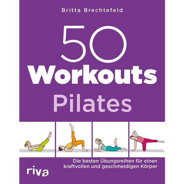 50 Workouts – Pilates