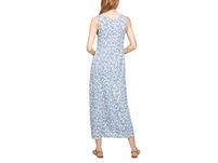 Jerseykleid mit Allovermuster - Kleid