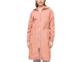 Leichter Mantel aus Nylon - Nylon-Mantel