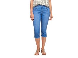 Slim: Capri aus Jeans - Denim