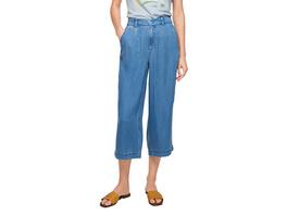 Regular: Leichte Jeans-Culotte - Culotte