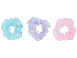 Kinder Haargummi-Set - Shiny Scrunchie