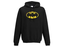DC Comics - Hoodie Batman (Größe XL)
