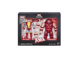 Marvel Comics - Actionfigur Colossus und Juggernaut