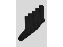 Socken - Bio-Baumwolle - 5 Paar