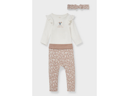 Baby-Outfit - 3 teilig